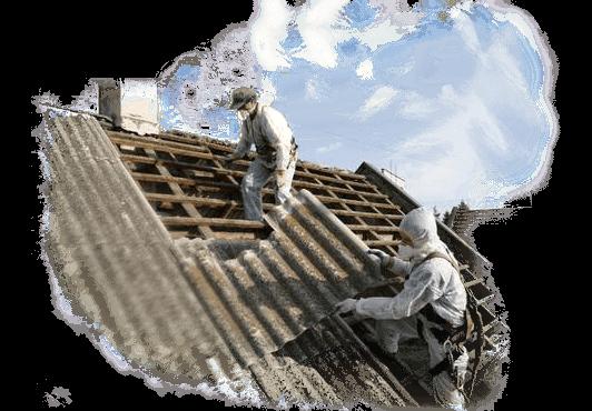 Usuwamy niebezpieczny azbest z dachów naszych klientów i go utylizujemy.