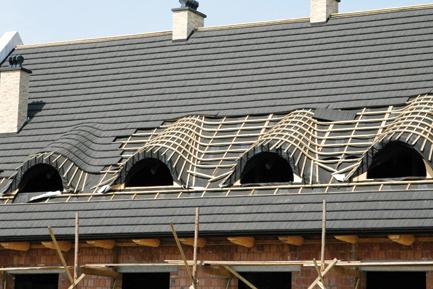 Konstrukcja oka dachowego